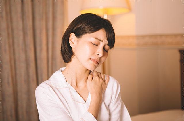 適応症(肩こり、腰痛、坐骨神経痛など)